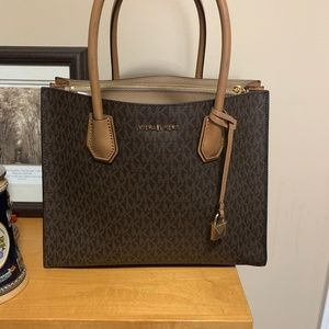 Women's Small Leather Satchel